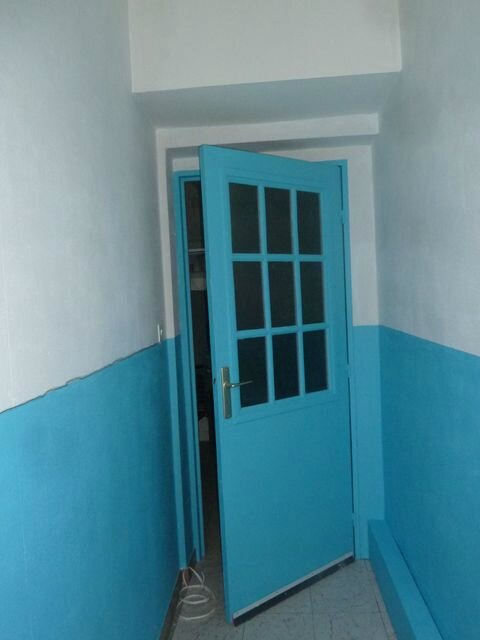 un couloir pour donner envie d 39 aller plus loin le bonheur c 39 est simple comme. Black Bedroom Furniture Sets. Home Design Ideas