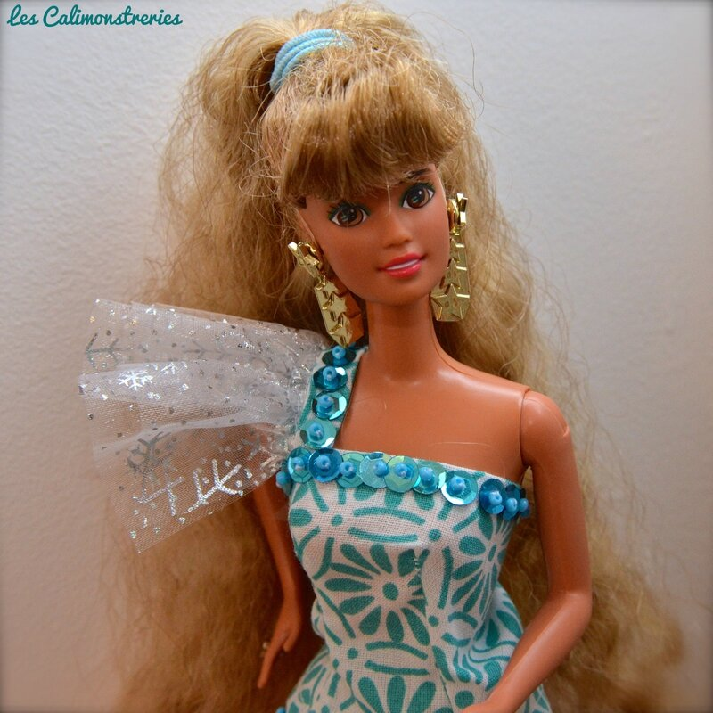 Robe Barbie 4