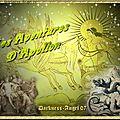 Les aventures d'apollon ( mythologie grecque)