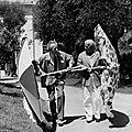 Histoire de parasols...