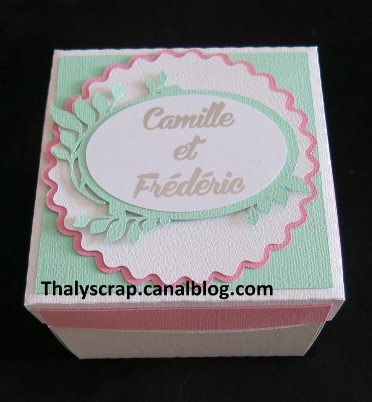 Carte mariage Fred - 01 b
