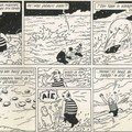 Snoe en Snolleke - Vulcania (Strips 37 & 38)