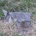 Modèle de Roman Diaz (Origami Essence)