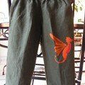 Le pantalon au dragon .......
