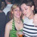Laura et la maman de Renaud