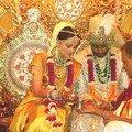 1 photo du mariage indien de l'année !