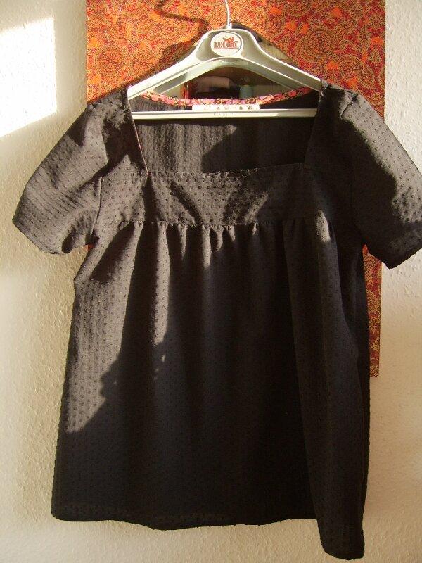 13 Otona 1 plumetis noir Fabric addicts