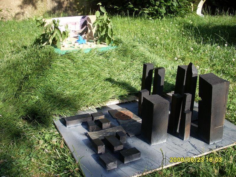 Lecture de paysage au parc de lacroix laval btsa ap 2008 for Lacroix jardins 78