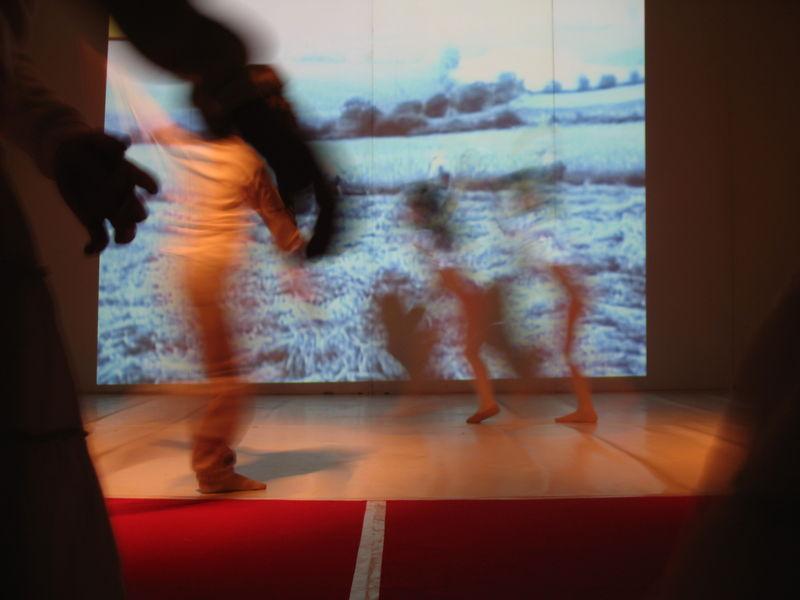 Spectacle danse décembre 2008
