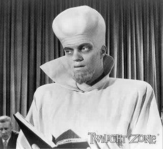 Alien dans Twilight Zone
