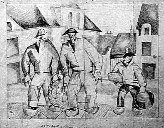 3 marins Laboureur