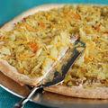 Tarte (sucrée) au fenouil