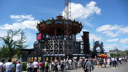 le Carrousel des Mondes marins