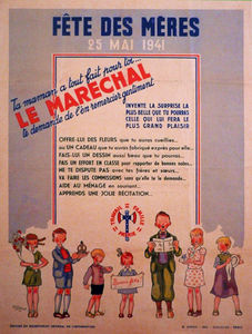 affiche_fete_des_meres_1941