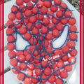 Spiderman en bonbons