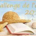 Challenge de l'été. 4/20