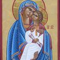 Mère de Dieu (copte)