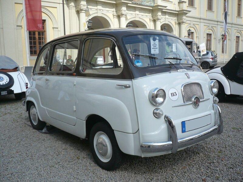 FIAT 600D Multipla 1963 Ludwigsburg (1)
