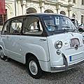 Fiat 600d multipla 1963