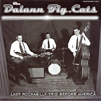 The Dalann Fly-Cats : cd demo