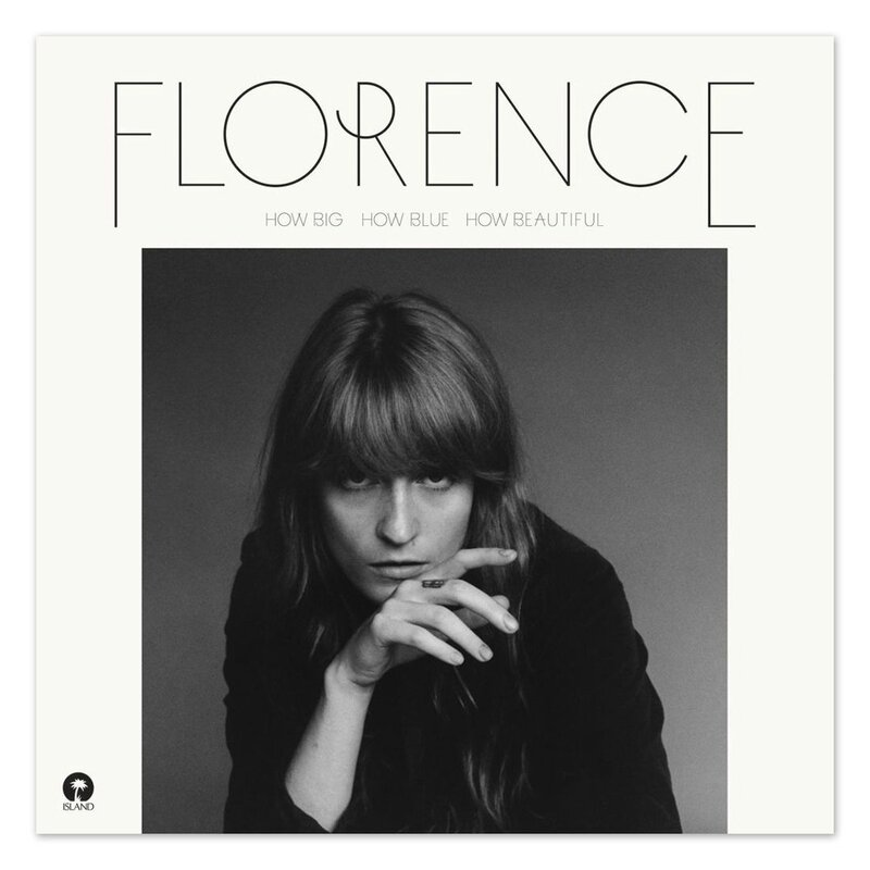 Florence and The Machine How Big How Blue How Beautiful