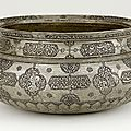 Rare bowl dating to the early 17th century returned to the embassy of afghanistan in london
