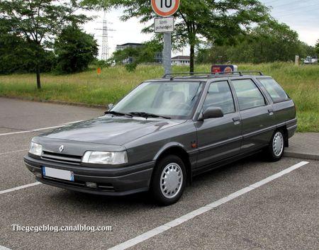Renault 21 RT nevada phase 2 de 1994 01
