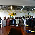 Menet/delc/la reforme de la formation initiale des instituteurs en côte d'ivoire du 30.06.2015