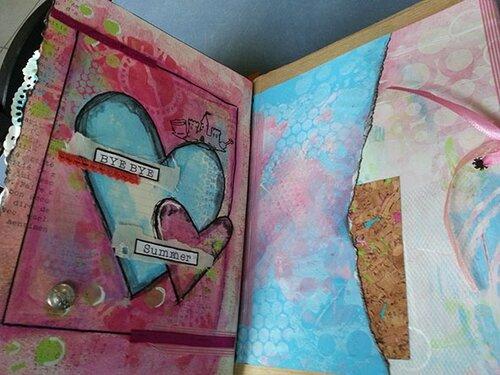 Art Journal En Vacances 16