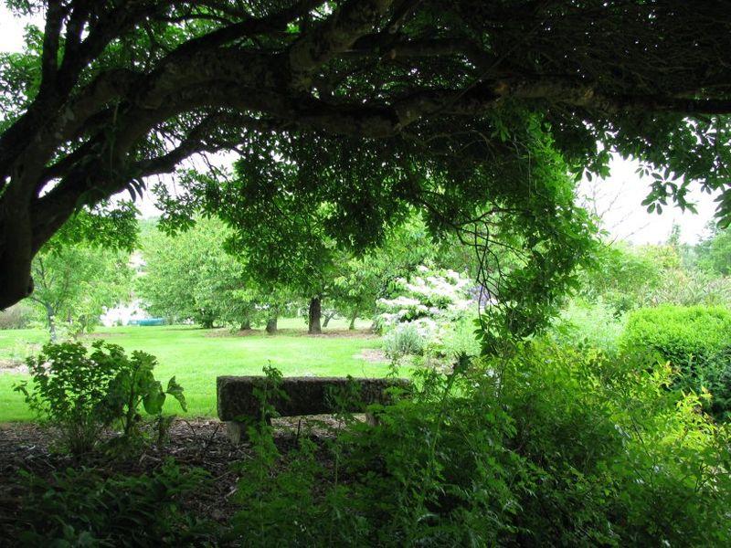Les jardins de coursiana 2 la visite guid e du jardin for Jardin a l anglaise photos