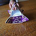 Un oeuf de pâque au carré chez pandacraft