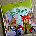 Zootopie [chut les enfants lisent #62]