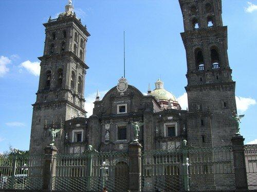 Puebla - Santa Basilica Cathedral