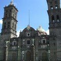 Puebla - Santa Basilica Cathedral