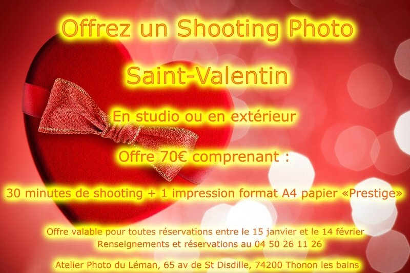 offre shooting st valentin
