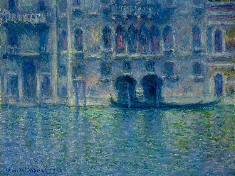800px-Claude_Monet_-_Palazzo_da_Mula_in_Venice_1908
