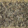 Jackson Pollock, One, 1950