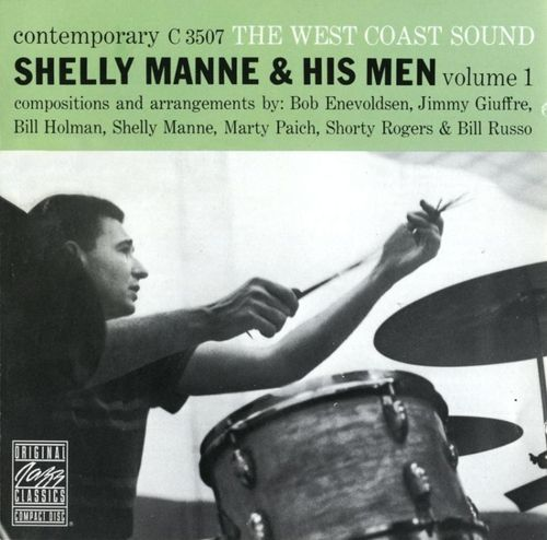 Shelly Manne & His Men - 1953-55 - Vol