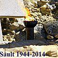 Dimanche 31 août 2014: hommage à la résistance de vaucluse et au maquis ventoux à sault