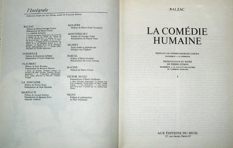 dictionnaire Furetière et honoré de balzac - le livre en ligne