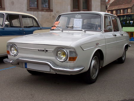 RENAULT 10 Major 1966 Bourse Echanges Auto Moto de Chatenois 2009 1