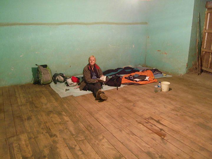 PAUCARTAMBO - Nous avons dormi là pendant 2 nuits!