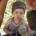 Lilia, petite fille de 2 ans adorable