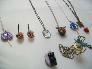 8 bijoux
