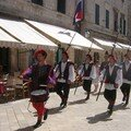 DUBROVNIK Une parade