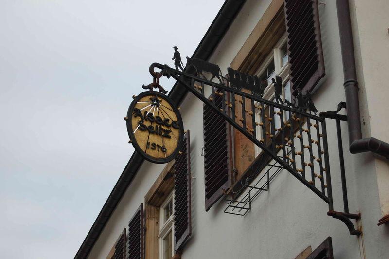 Visite du domaine Albert Seltz (Mittelbergheim, Alsace)