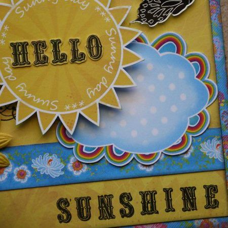 détail 2 carte hello sunshine