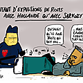 La route des roms ne mne pas  Hollande