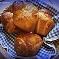 Brioches Parisiennes ou brioches  ttes