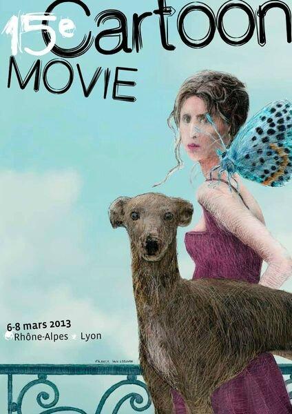 poster cartoon movie 2013 franck van leeuwen